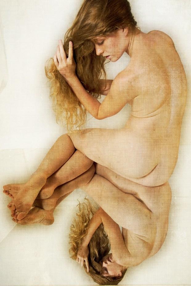 Artistic Nude Erotic Photo print by Photographer Gene Newell