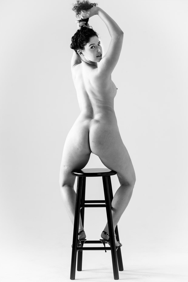 Artistic Nude Erotic Photo print by Photographer nyc_dp