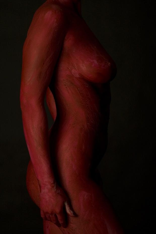 Artistic Nude Fetish Photo print by Photographer Gunnar
