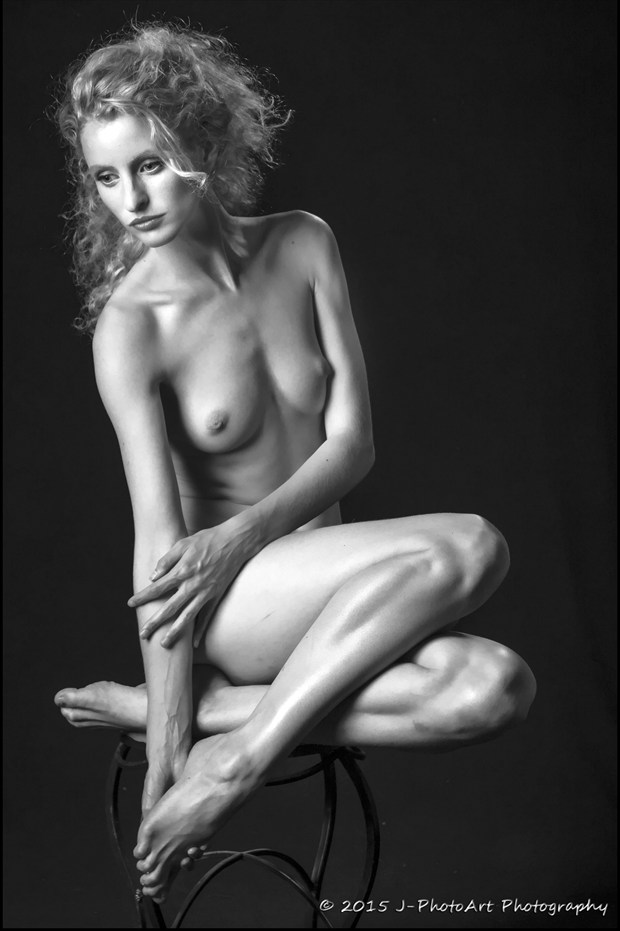 Artistic Nude Figure Study Photo print by Photographer J Photoart