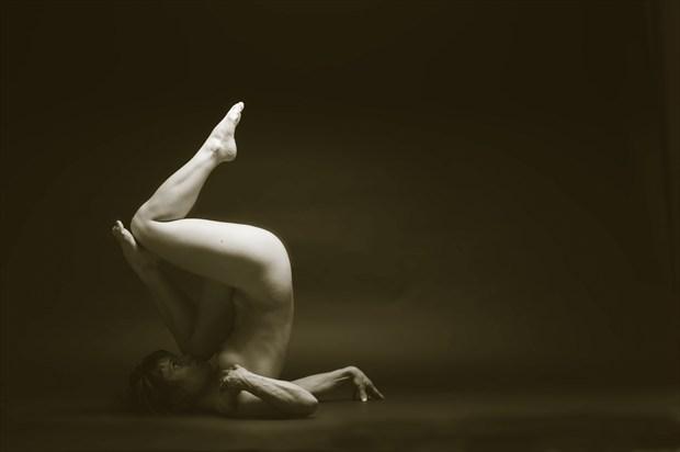 Artistic Nude Figure Study Photo print by Photographer Mark Bigelow