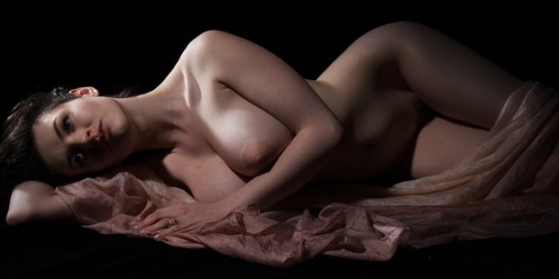 Artistic Nude Figure Study Photo print by Photographer RFimages