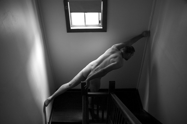 Artistic Nude Figure Study Photo print by Photographer focus_jase