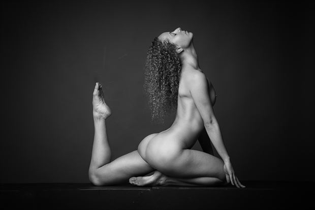 Artistic Nude Implied Nude Photo print by Photographer Ralph Anderson