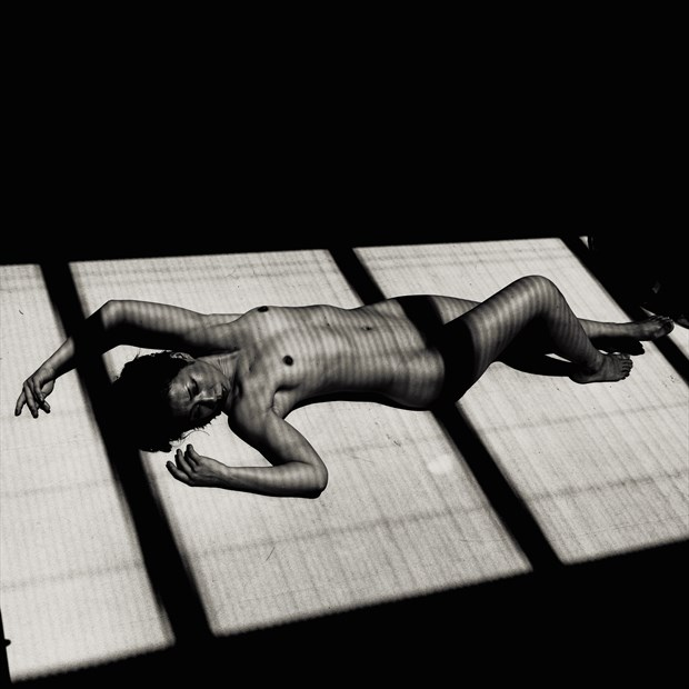 Artistic Nude Natural Light Photo print by Photographer Fushigii.Photo