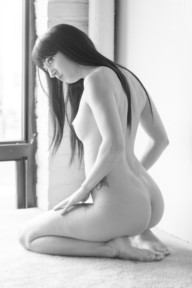 Artistic Nude Natural Light Photo print by Photographer Kor