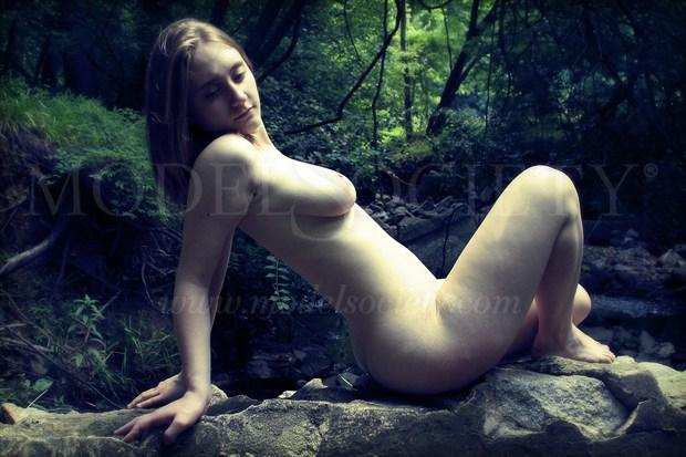 Artistic Nude Nature Artwork print by Artist The Abandoned Dream