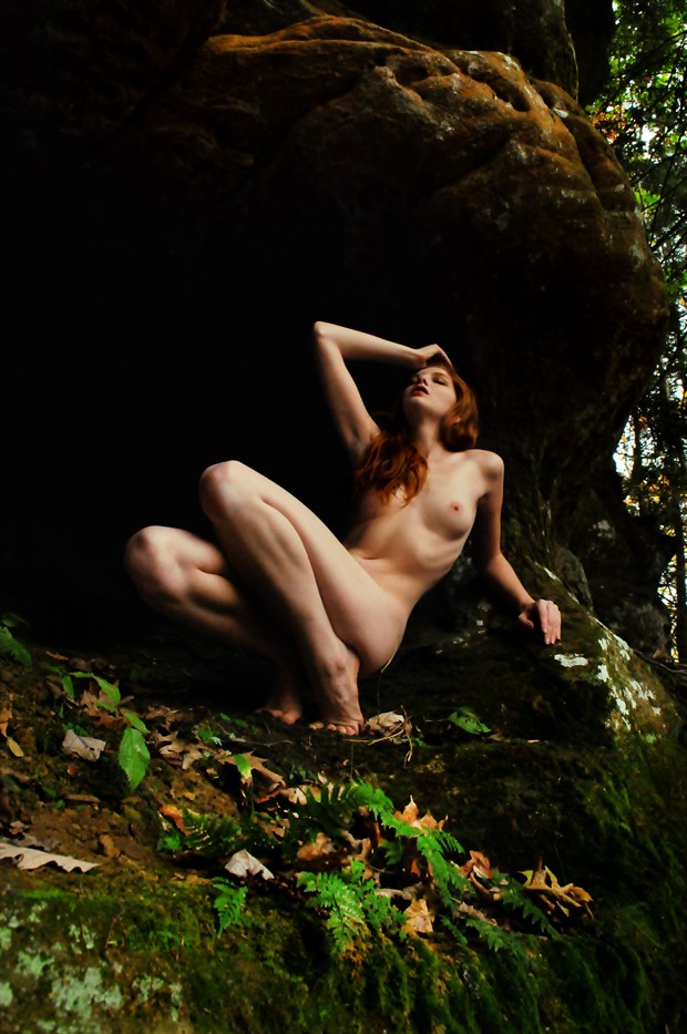Artistic Nude Nature Photo print by Photographer JMAC
