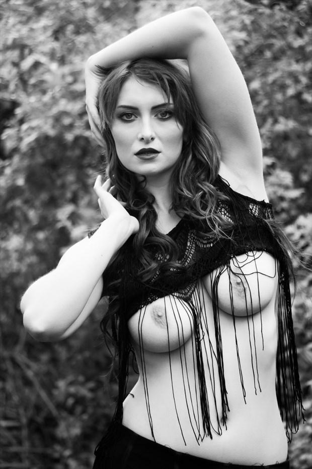 Artistic Nude Nature Photo print by Photographer Kaos