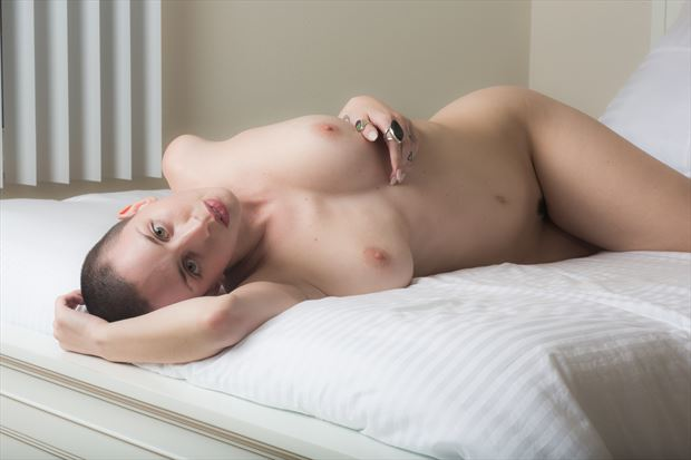 Artistic Nude Photo print by Photographer PhotoGuyMike