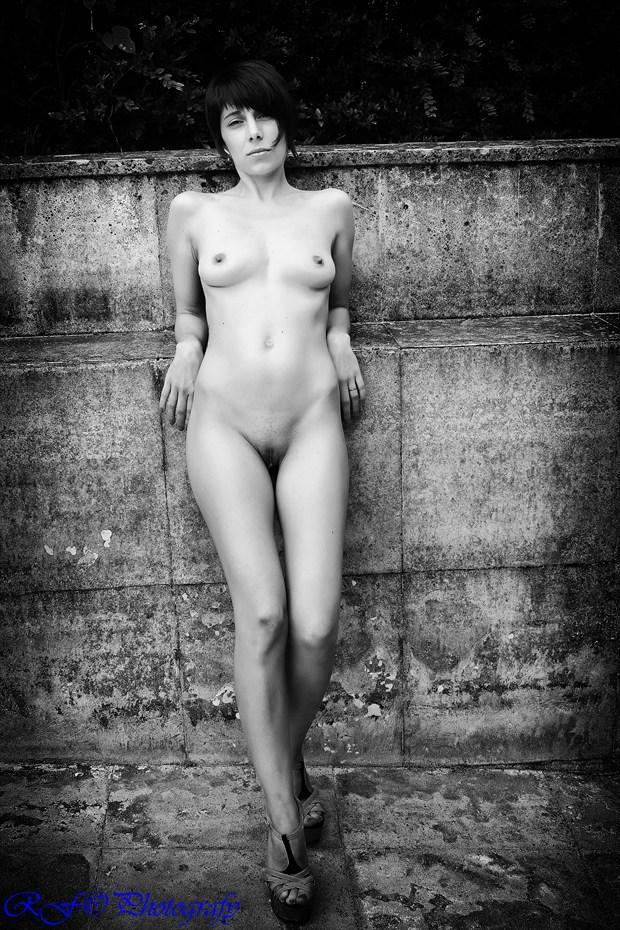 Artistic Nude Photo print by Photographer rufer