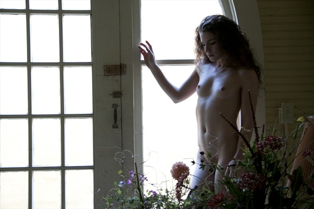 Artistic Nude Sensual Photo print by Photographer Leland Ray