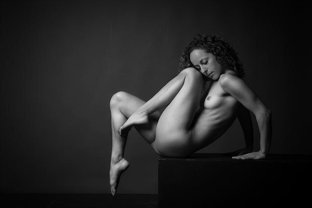 Artistic Nude Sensual Photo print by Photographer Ralph Anderson