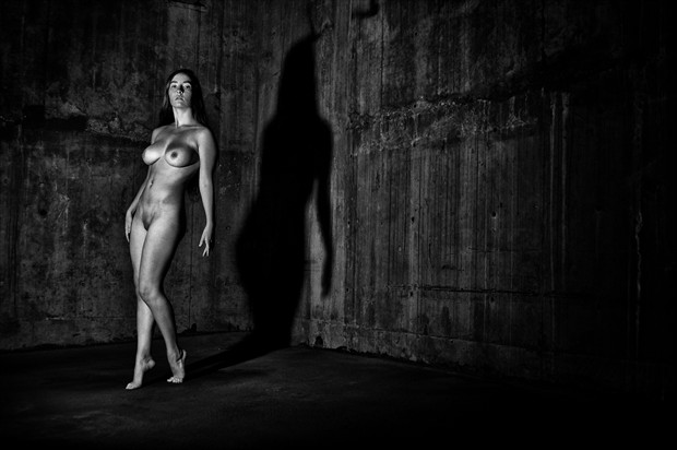 Artistic Nude Surreal Photo print by Photographer Gunnar