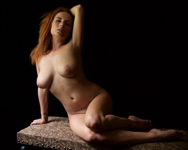 Ashley Graham %231 Artistic Nude Photo print by Photographer Z Inner Eye
