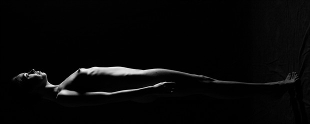 At rest Artistic Nude Photo print by Photographer Jakz
