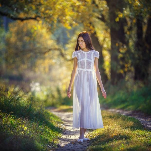 Autumn Nature Photo print by Photographer dml
