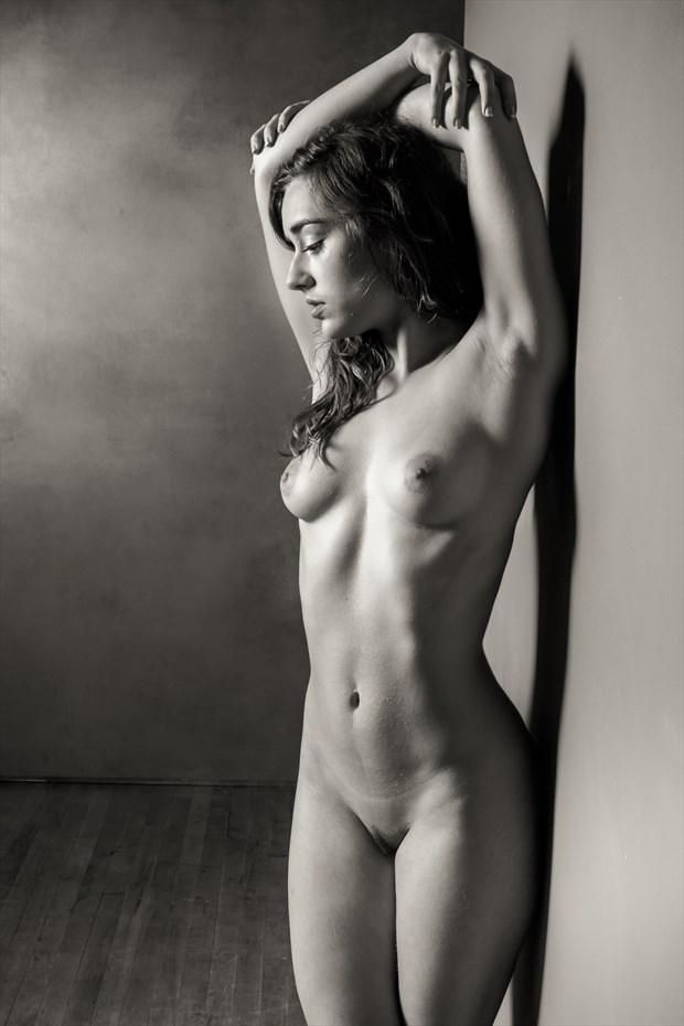 Ava Nude  Artistic Nude Photo print by Photographer Risen Phoenix