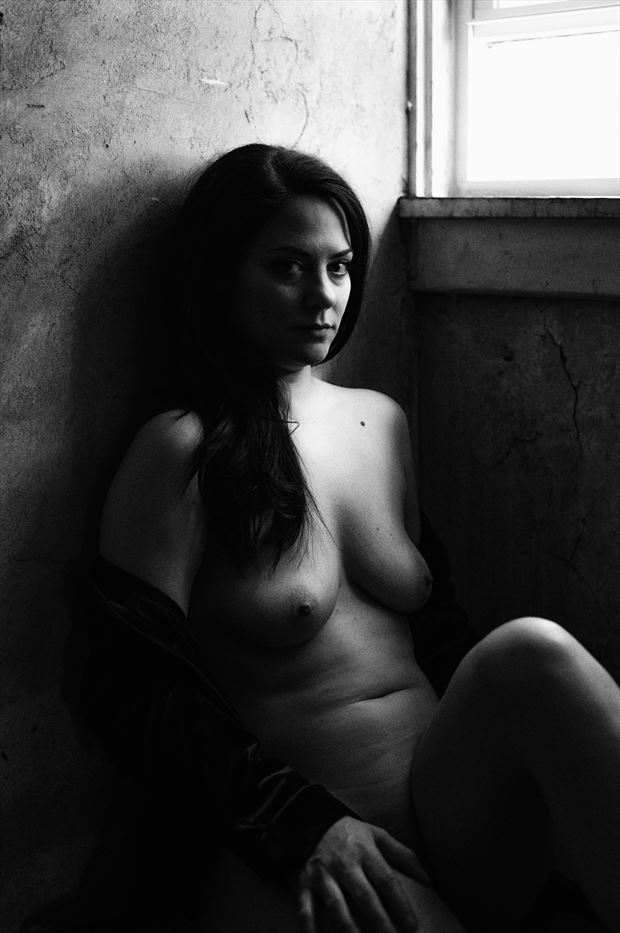 Aware Artistic Nude Photo print by Model JessicaKlaus