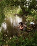 Aylin at the river bend