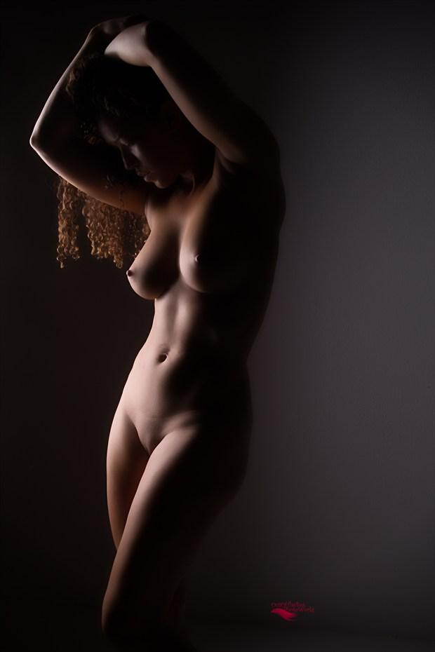 Beautiful Nude Artistic Nude Artwork print by Photographer Miller Box Photo