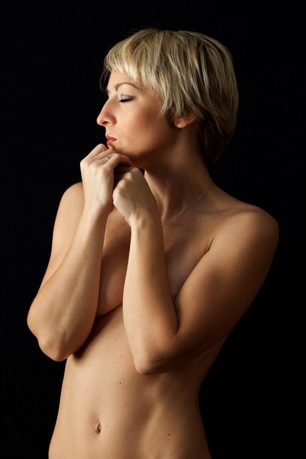 Bebe %231 Implied Nude Photo print by Photographer Z Inner Eye