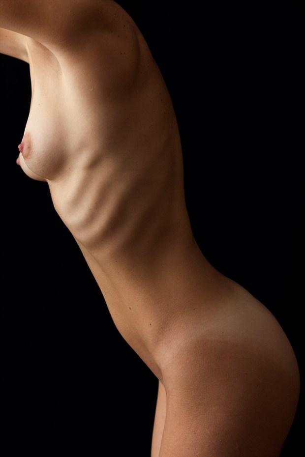 Bebe %233 Artistic Nude Photo print by Photographer Z Inner Eye