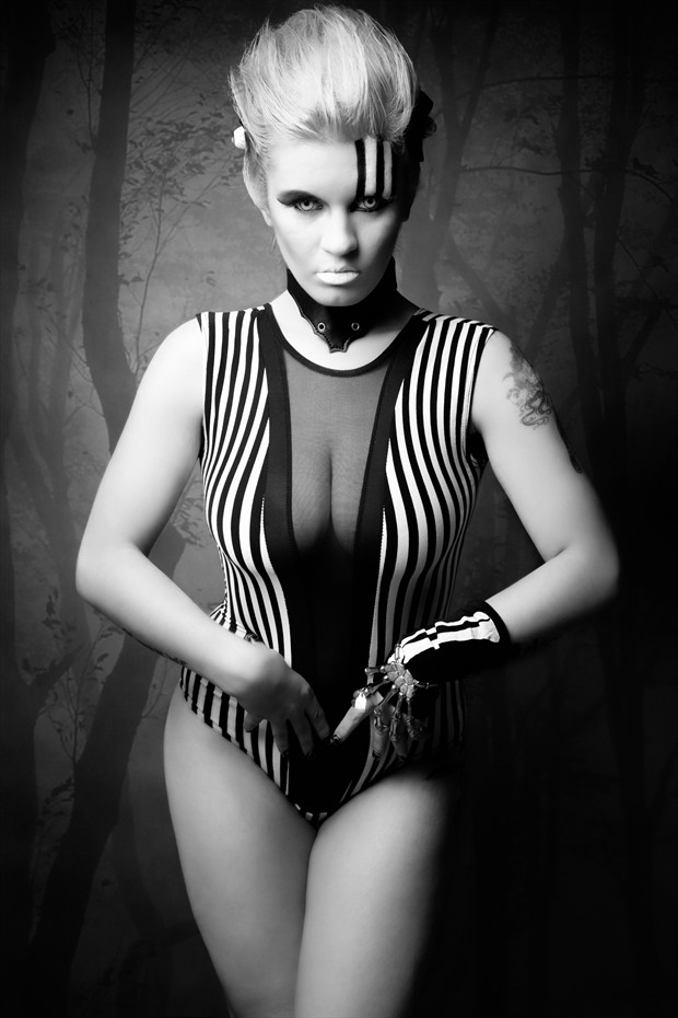 Beetlejuice Erotic Photo print by Photographer Invisiblemartyr
