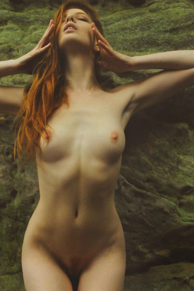 Bliss Artistic Nude Photo print by Photographer JMAC