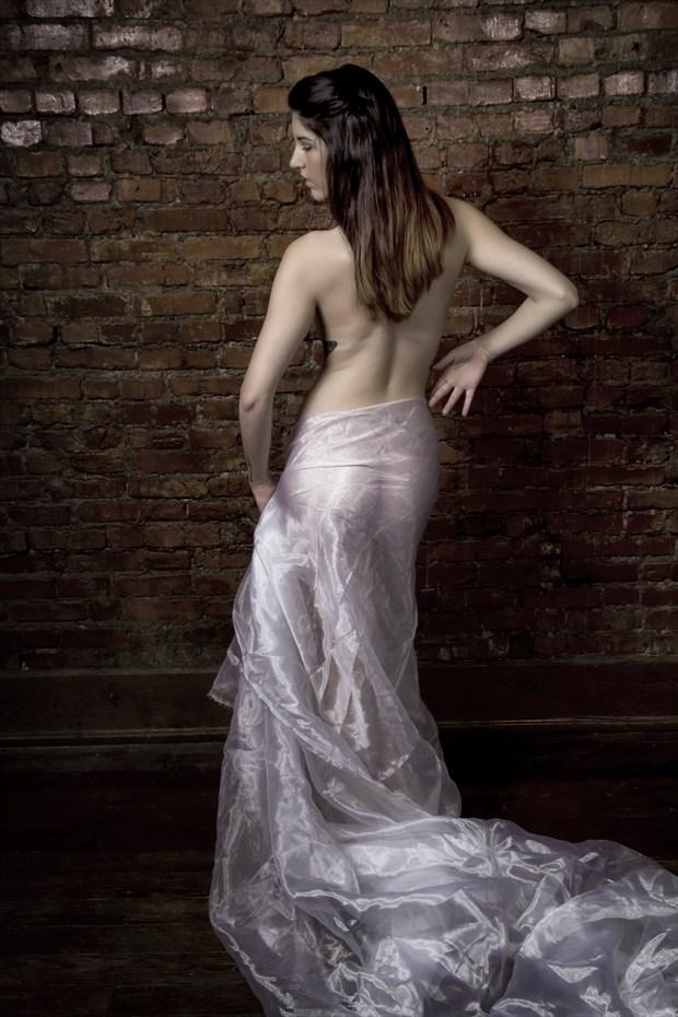 Breanna Marie Alternative Model Photo print by Photographer James W