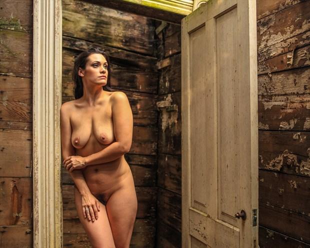 Bree Door Artistic Nude Photo print by Photographer Joe Klune Fine Art