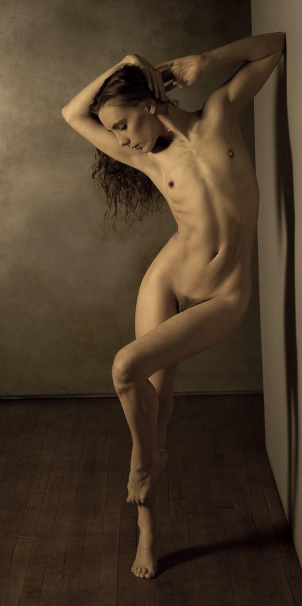 Brooke Lynne  Nude  Artistic Nude Photo print by Photographer Risen Phoenix