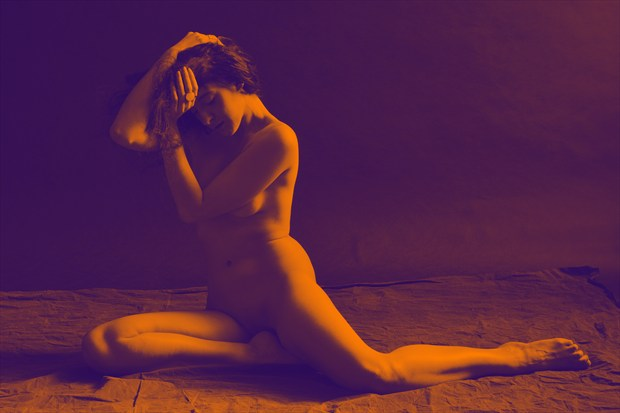 CE 1 Artistic Nude Photo print by Photographer Mark Bigelow