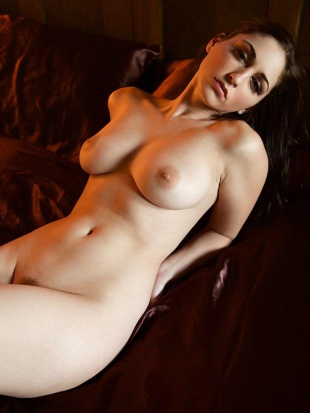Carlotta Champagne %236 Artistic Nude Photo print by Photographer Z Inner Eye