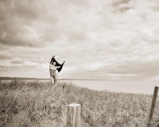 Celebrating Artistic Nude Photo print by Photographer HGitel