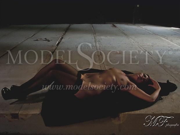 Charm 03 Artistic Nude Photo print by Photographer MFPhotographer60