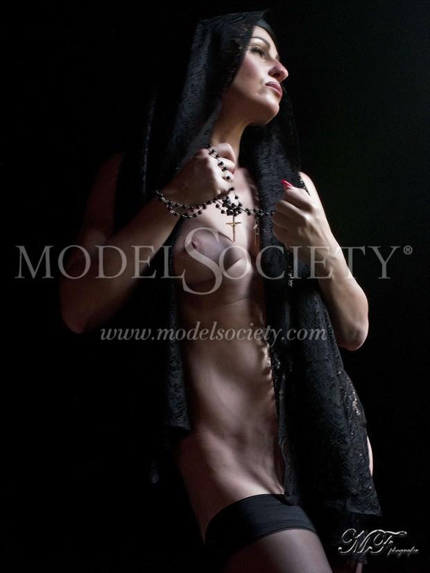 Charm 06 Artistic Nude Photo print by Photographer MFPhotographer60