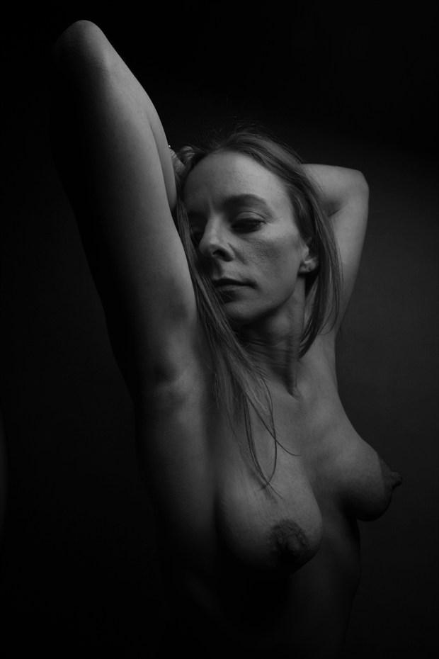 Chiaroscuro Studio Lighting Photo print by Photographer CurvedLight
