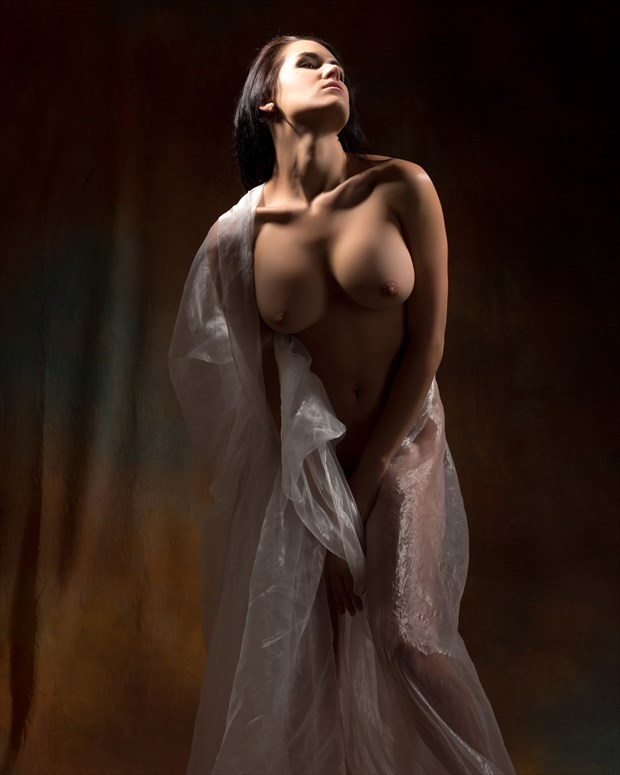 Confidence Artistic Nude Photo print by Photographer Stephen Wong