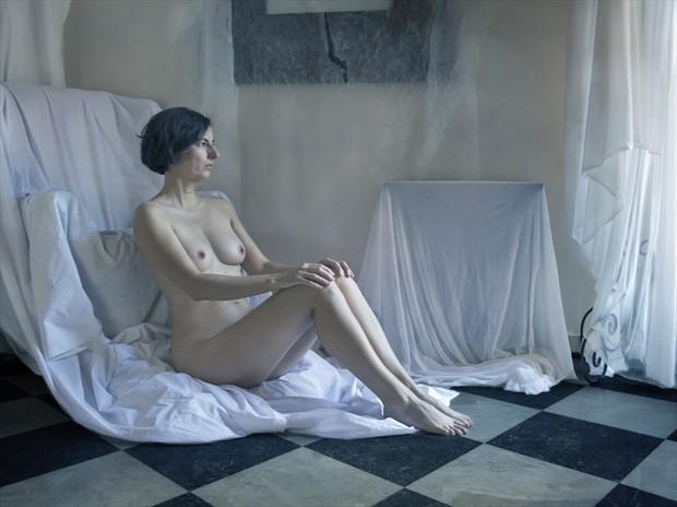 Corporis I Artistic Nude Photo print by Photographer Jos%C3%A9 M. Mendez