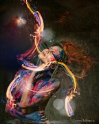 Cosmo Artistic Nude Artwork print by Artist 3ddream