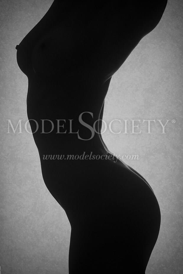 Curves Artistic Nude Photo print by Photographer CSDewitt Buck