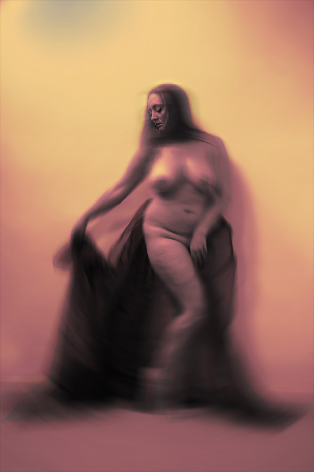 Dance of Divine Artistic Nude Photo print by Photographer Mark Bigelow