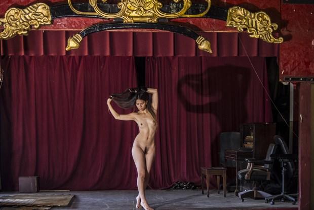 Dance of the Puppet Quenn Artistic Nude Artwork print by Photographer PhotoExpress