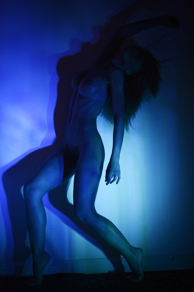 Dancer Artistic Nude Photo print by Photographer Mark Bigelow
