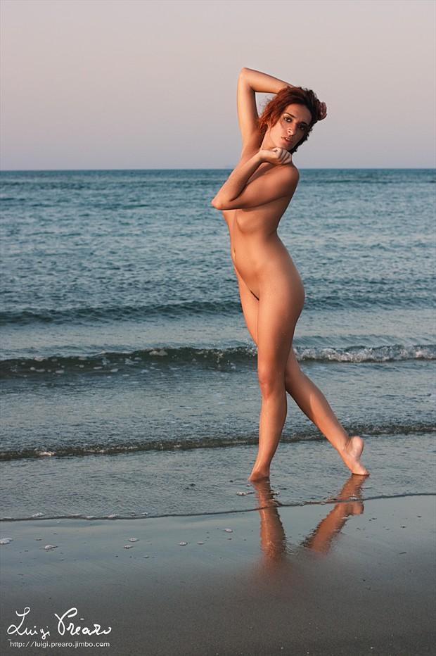 Dany Dany Artistic Nude Photo print by Photographer Luigi Prearo