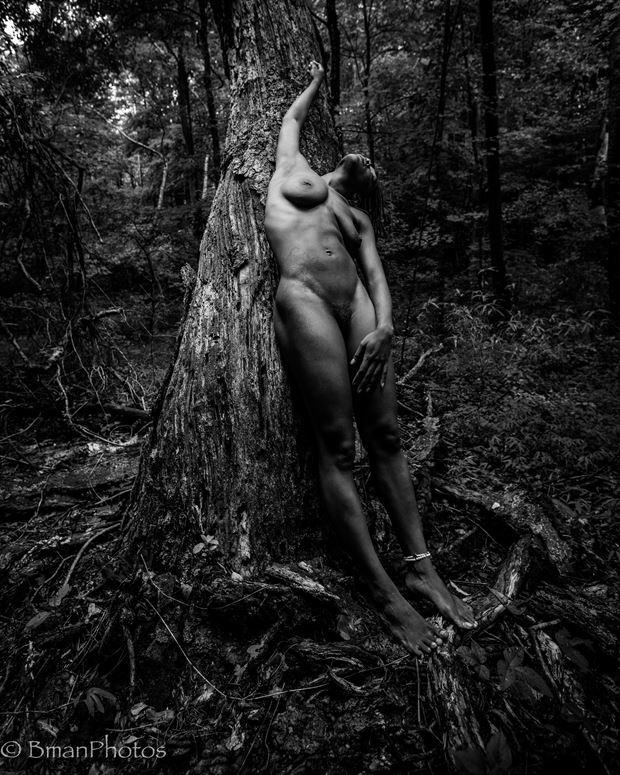Deyanna Denyse Artistic Nude Photo print by Photographer BmanPhotos