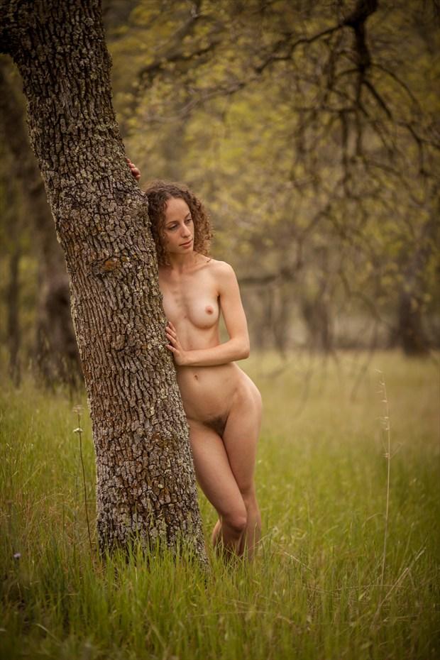 Diablo 1 Artistic Nude Photo print by Photographer Dan West