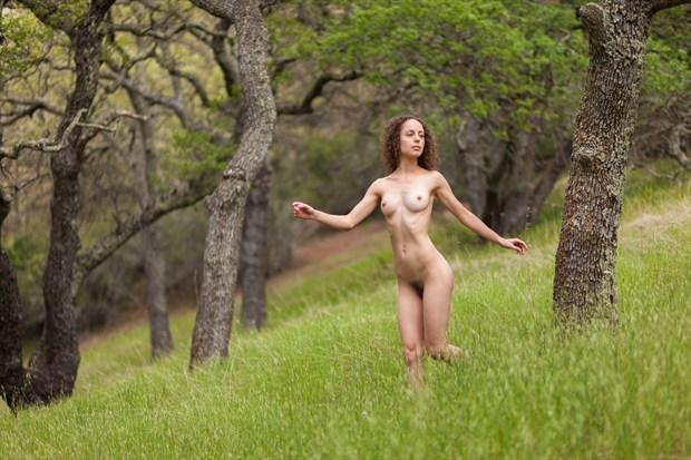 Diablo 2 Artistic Nude Photo print by Photographer Dan West