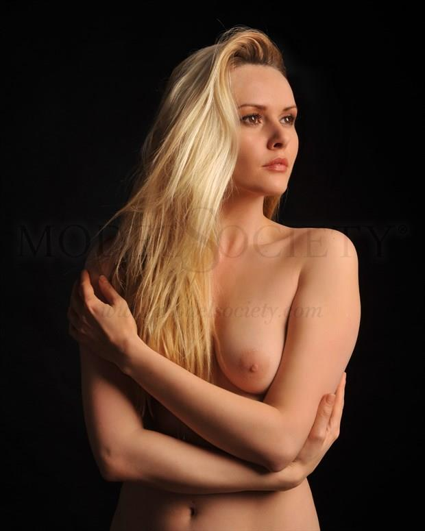 Distant places Artistic Nude Photo print by Photographer Doug Ross